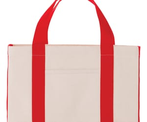 screen printing, tote bag, and promotional products image