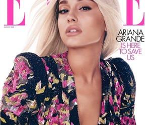 ariana grande, Elle, and photoshoot image