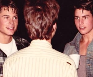 1983, the outsiders, and 80s image