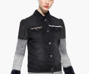 jacket, bought, and desigual image