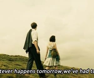 one day, quotes, and movie image