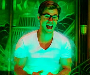 Ghostbusters, gif, and chris hemsworth image