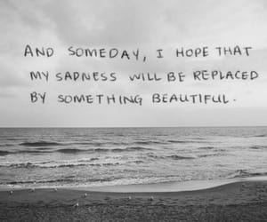quotes, sadness, and beautiful image
