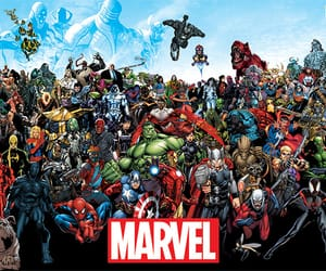 article, Marvel, and spiderman image