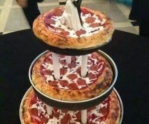 boda, novios, and pizza image