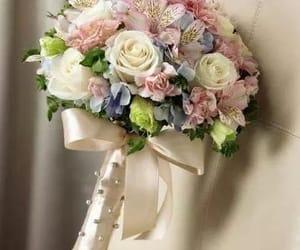 boda, flores, and ramo image