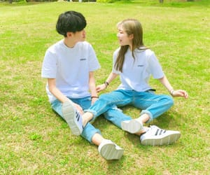 asian, ulzzang girl, and ulzzang boy image