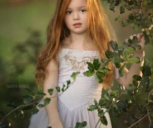 child, ginger, and seelie image