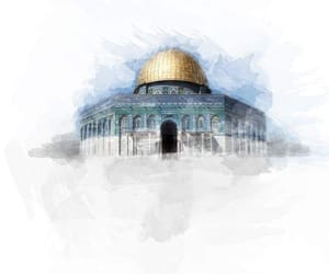 palestine, falasteen, and quds image