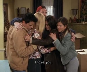 friends, quotes, and hug image