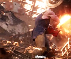 gif, josh brolin, and Marvel image