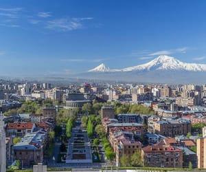 ararat, armenia, and yerevan image