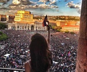 armenia, 🇦🇲, and girl image
