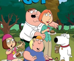 family, family guy, and series image