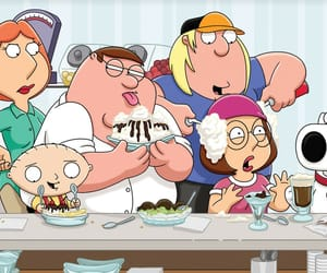 family and family guy image