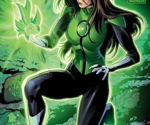 art, green lantern, and comics image