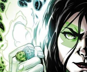 comics, jessica cruz, and green lantern image