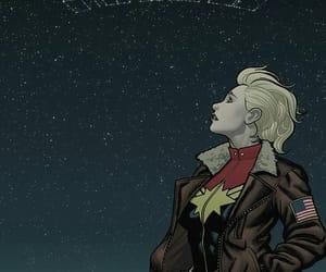 Marvel, captain marvel, and Avengers image