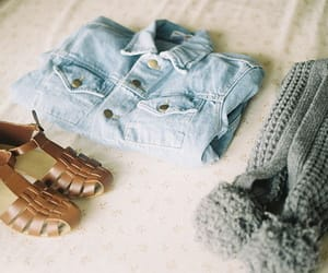 clothes, outfit, and vintage image