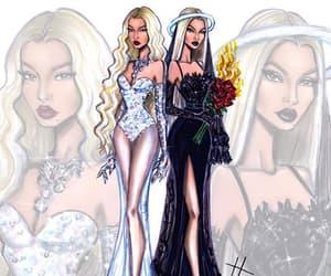 fashion illustration, hayden williams, and iggy azalea image