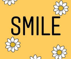 smile, background, and wallpaper image