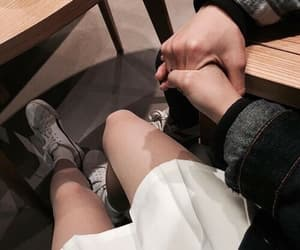 asian, ulzzang couple, and cute image