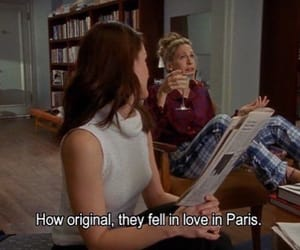 love, paris, and quotes image