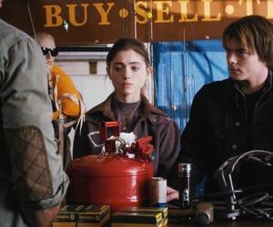 stranger things, charlie heaton, and natalia dyer image