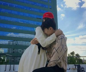 couple, ulzzang, and aesthetic image