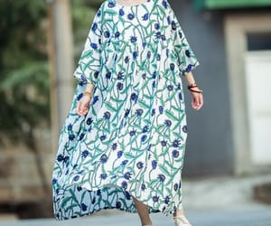 etsy, maxi dress, and casual dress image