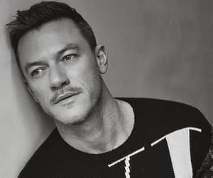 luke evans, the alienist, and l'officiel hommes image