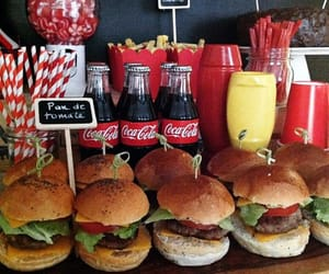 burgers, food, and ideas image