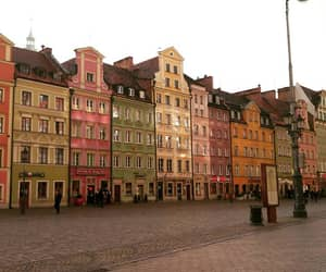 city, colors, and colours image