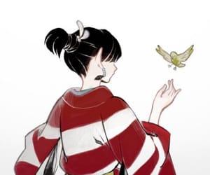kagura and inuyasha image