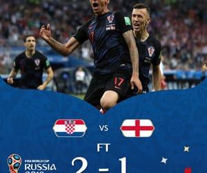 Croatia, football, and soccer image