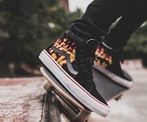 sk8 hi, skate, and streetwear image