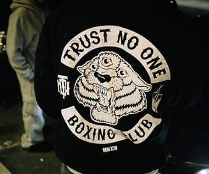 black, box, and boxing image