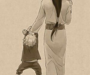 neji, himawari, and boruto image