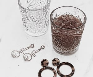 drink and earrings image