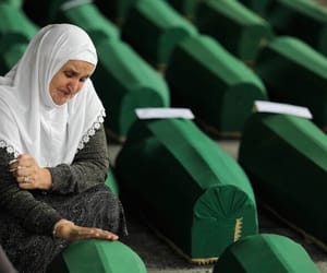 Bosnia, genocide, and muslims image
