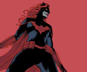 comic, DC, and batman image
