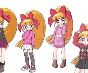 anime, blossom, and kawaii image