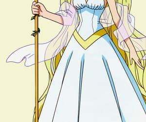 anime, kawaii, and rainha image