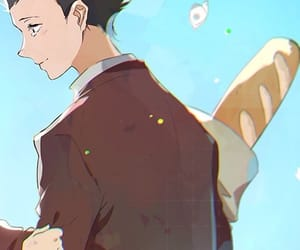 anime, boy, and koe no katachi image