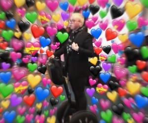 omw, heart emoji memes, and michael weist image