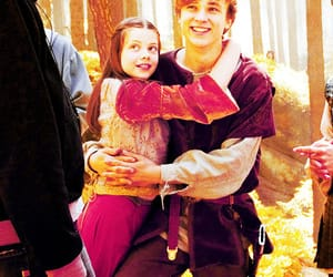 georgie henley, Lucy, and william moseley image
