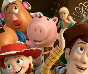 disney, toy story, and woddy image