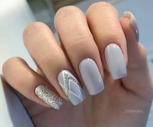 diseño de uñas, nails, and uñas image