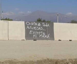 español, frases, and graffiti image