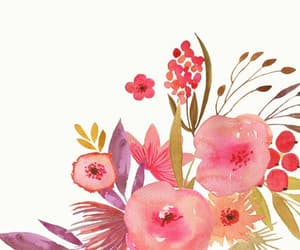 wallpaper, flowers, and fall image